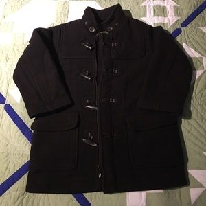 Boys wool coat
